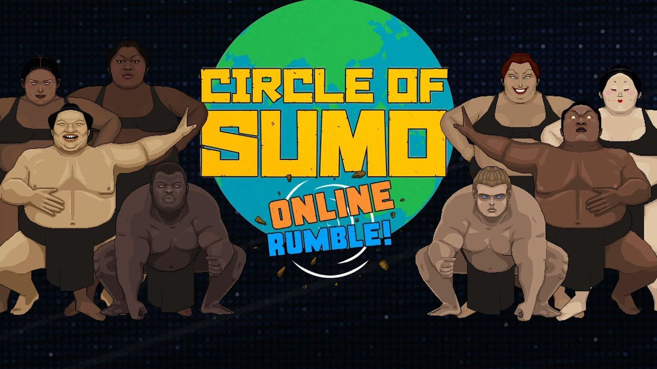 provato Circle of Sumo Online Rumble: spanciate in multiplayer