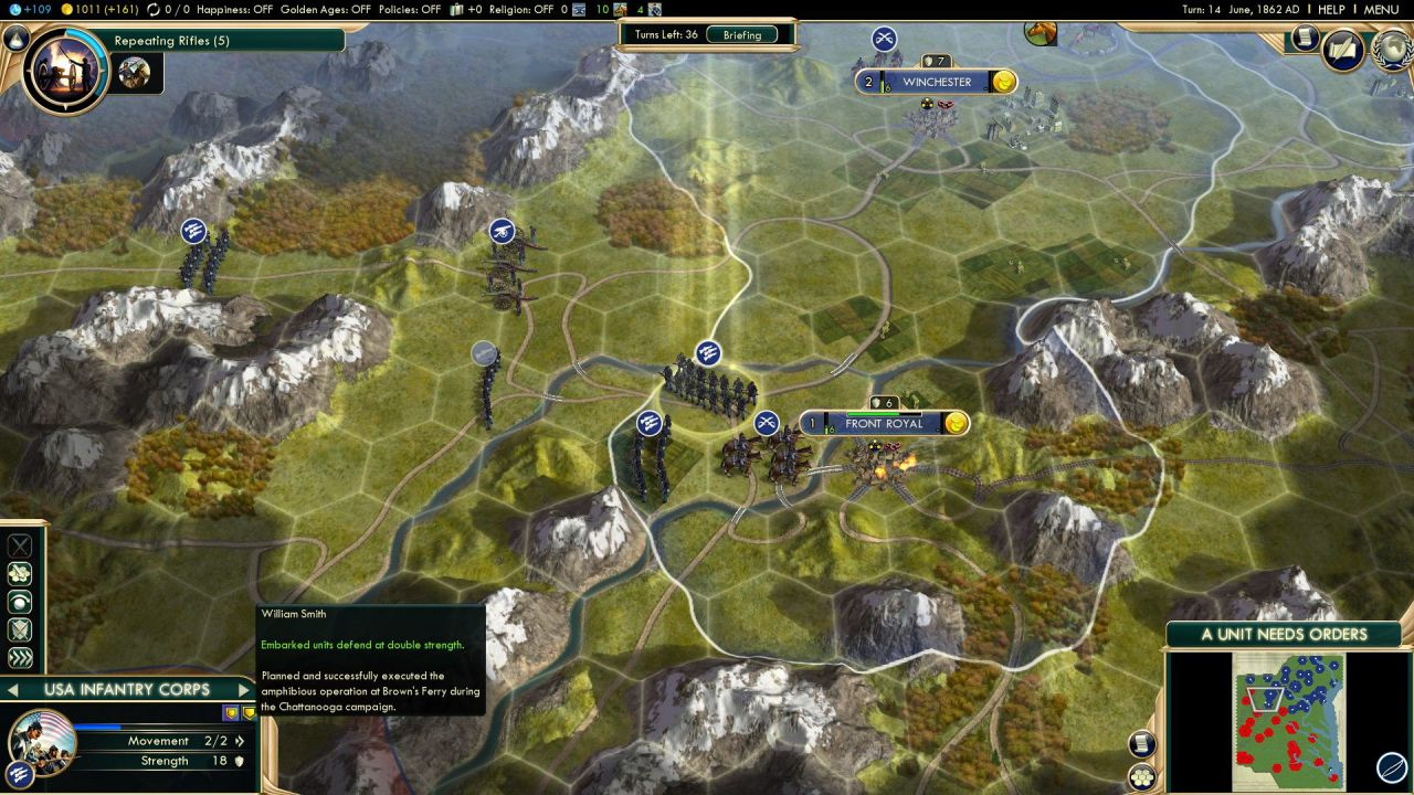 anteprima Civilization V