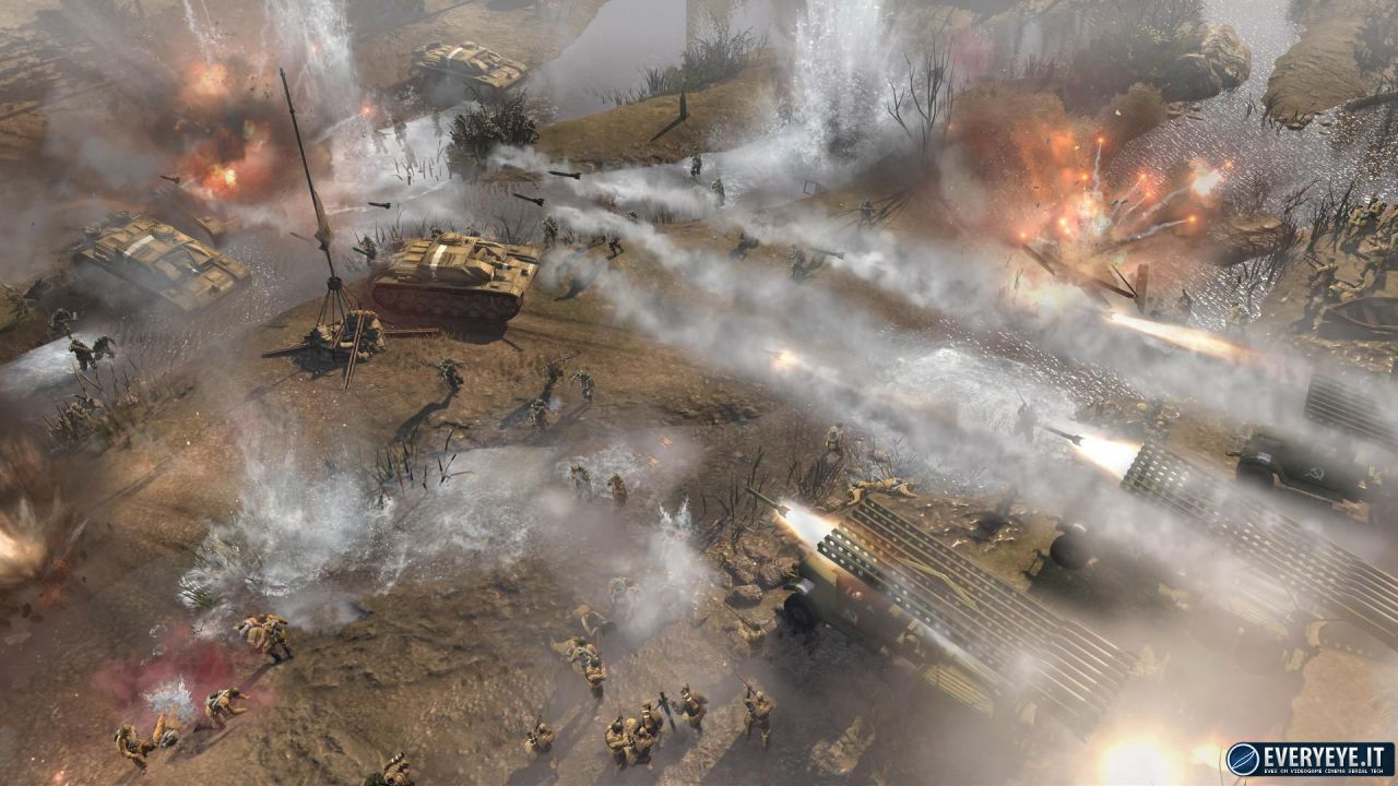 hands on Company of Heroes 2