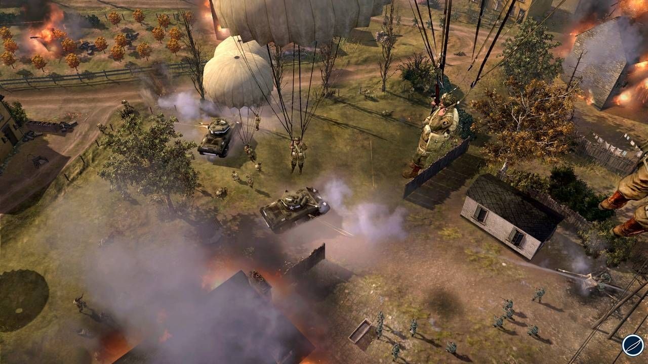 provato Company of Heroes 2: The Western Front Armies
