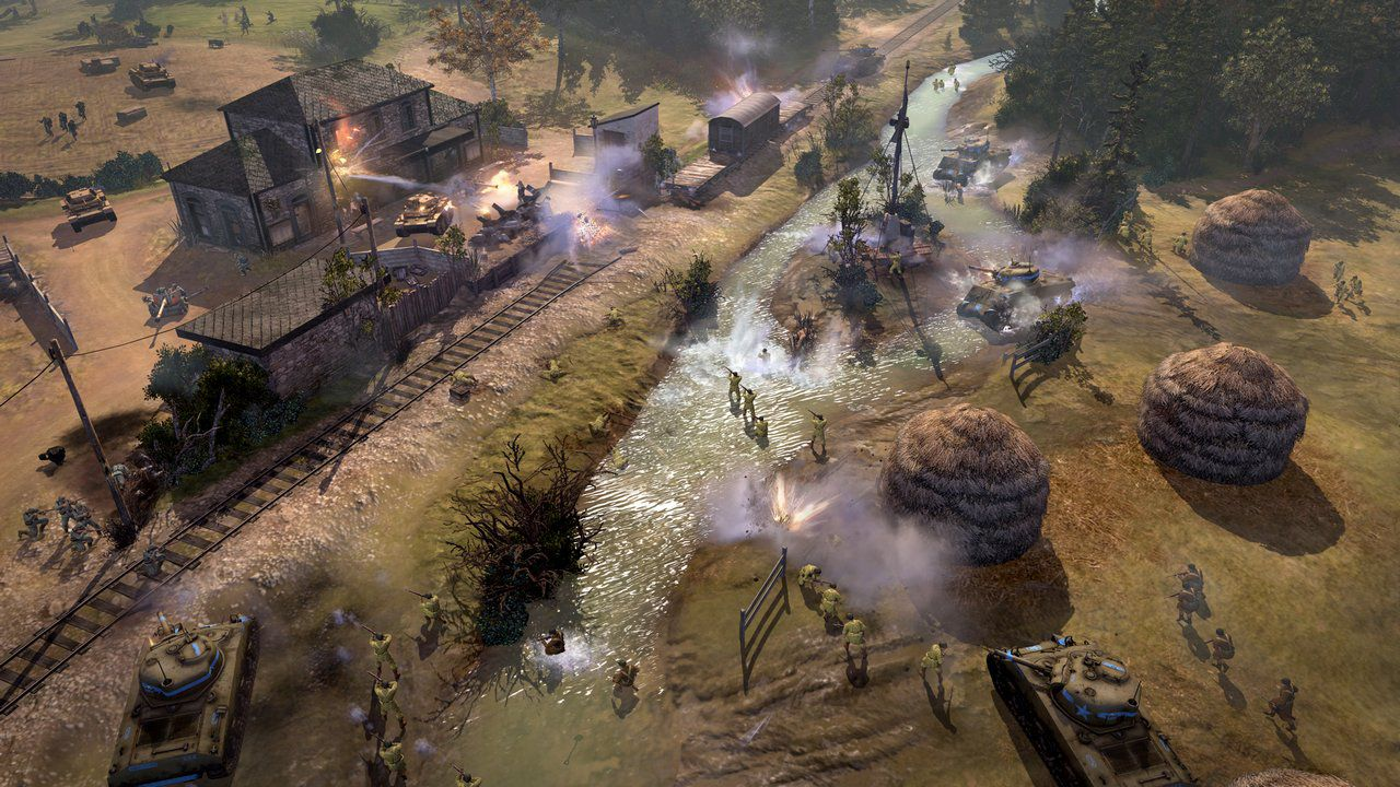 recensione Company of Heroes 2: The Western Front Armies