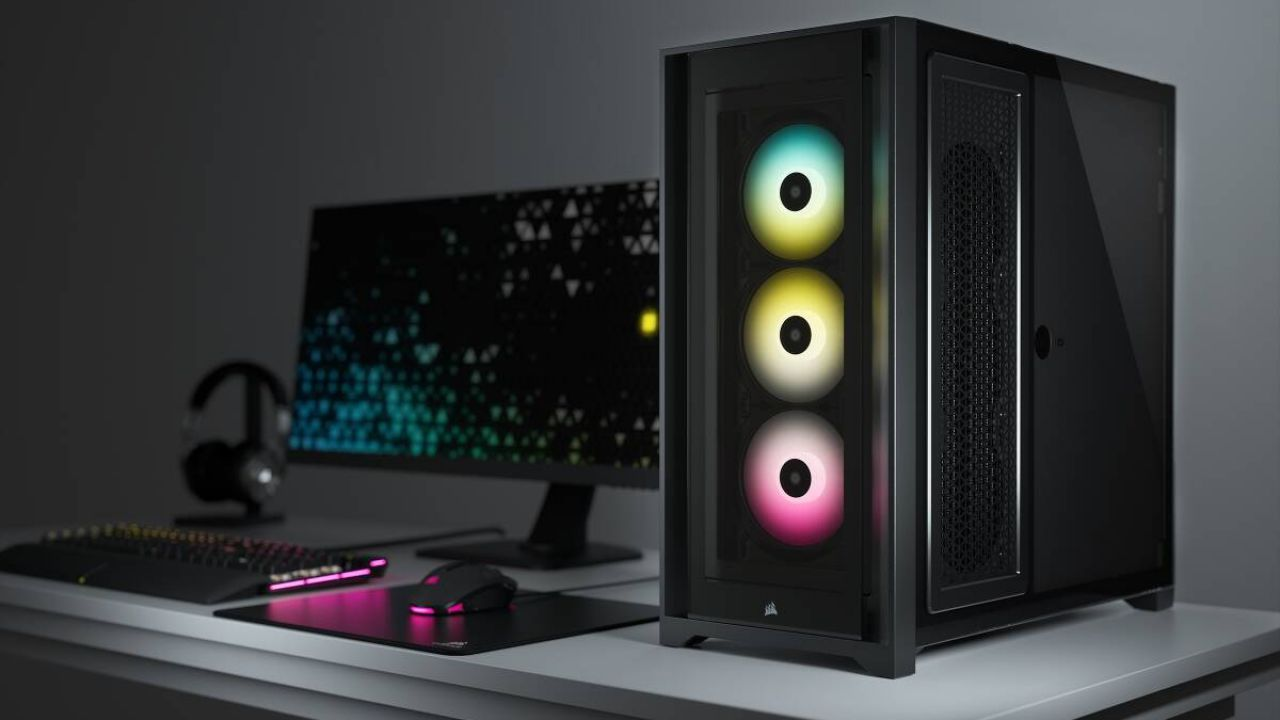 recensione Corsair iCUE 5000X RGB Recensione: un case elegante e pieno di colore