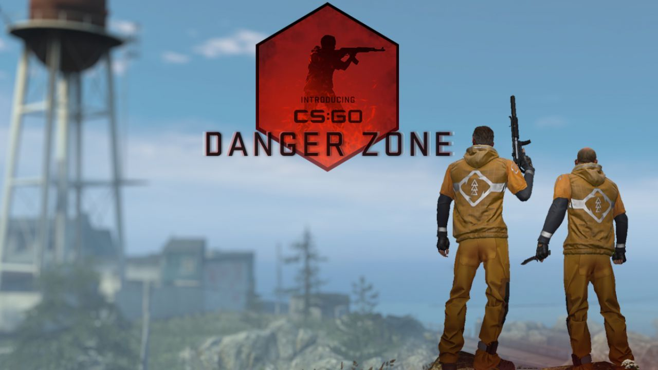 Counter Strike Global Offensive: Danger Zone, il Battle Royale di Valve