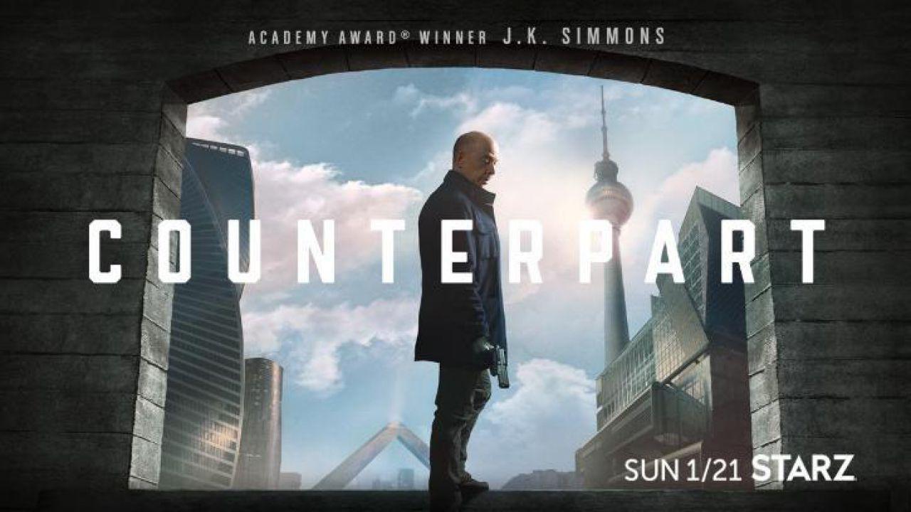 Counterpart, primo sguardo alla nuova serie con J.K. Simmons