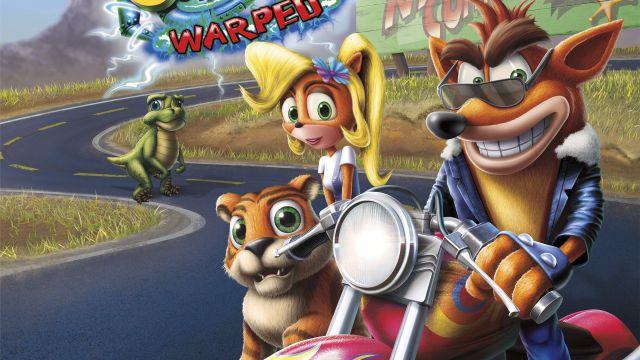 Crash Bandicoot N. Sane Trilogy - Provato