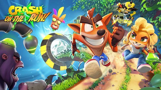 Crash Bandicoot On The Run: come funziona? Trucchi per il gioco gratis