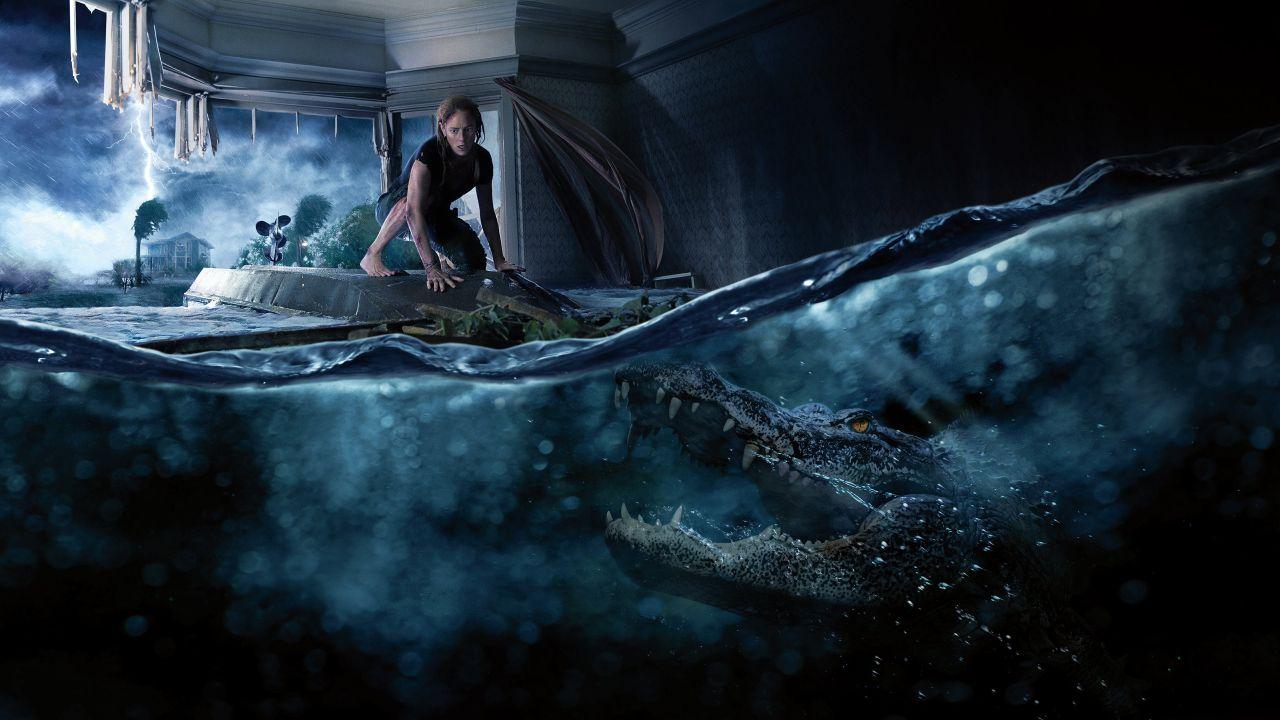 speciale Crawl - Intrappolati fra uragani e alligatori: il Climate Change al cinema