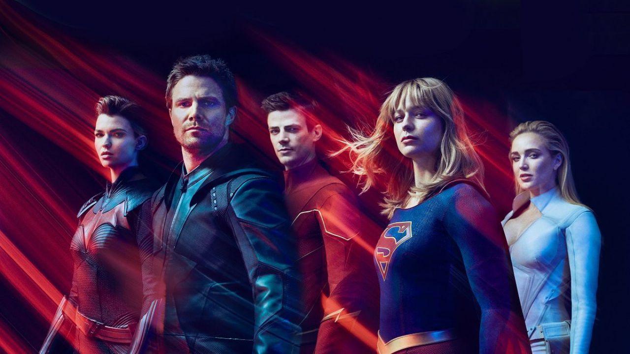 first look Crisi sulle Terre Infinite: primo sguardo al crossover dell'Arrowverse