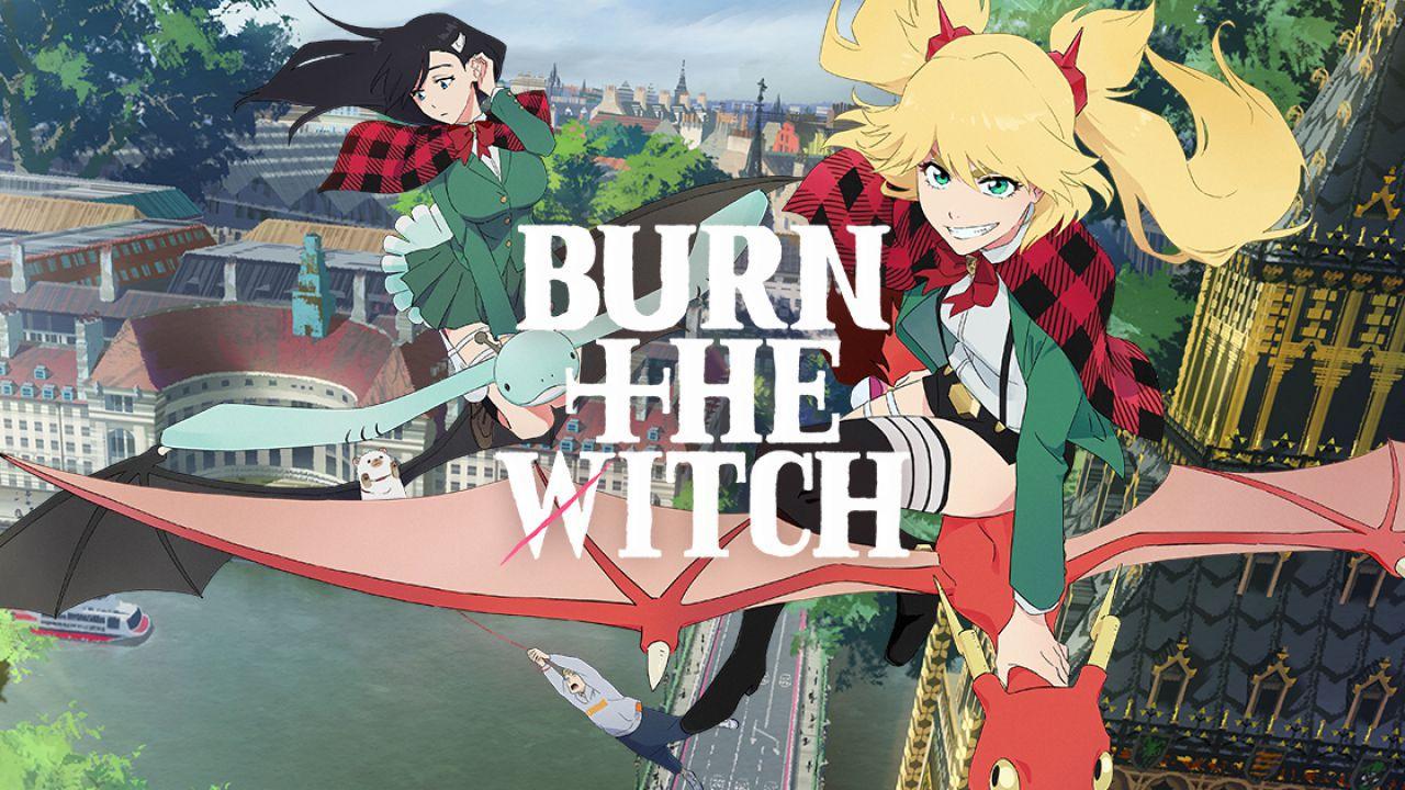 rubrica Crunchyroll: Burn the Witch e gli altri anime da seguire ad ottobre 2020