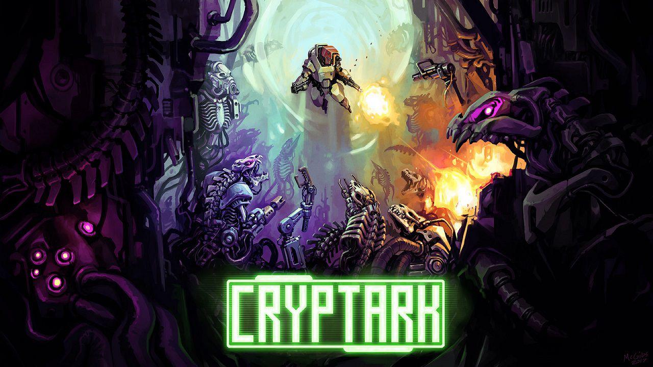 recensione Cryptark
