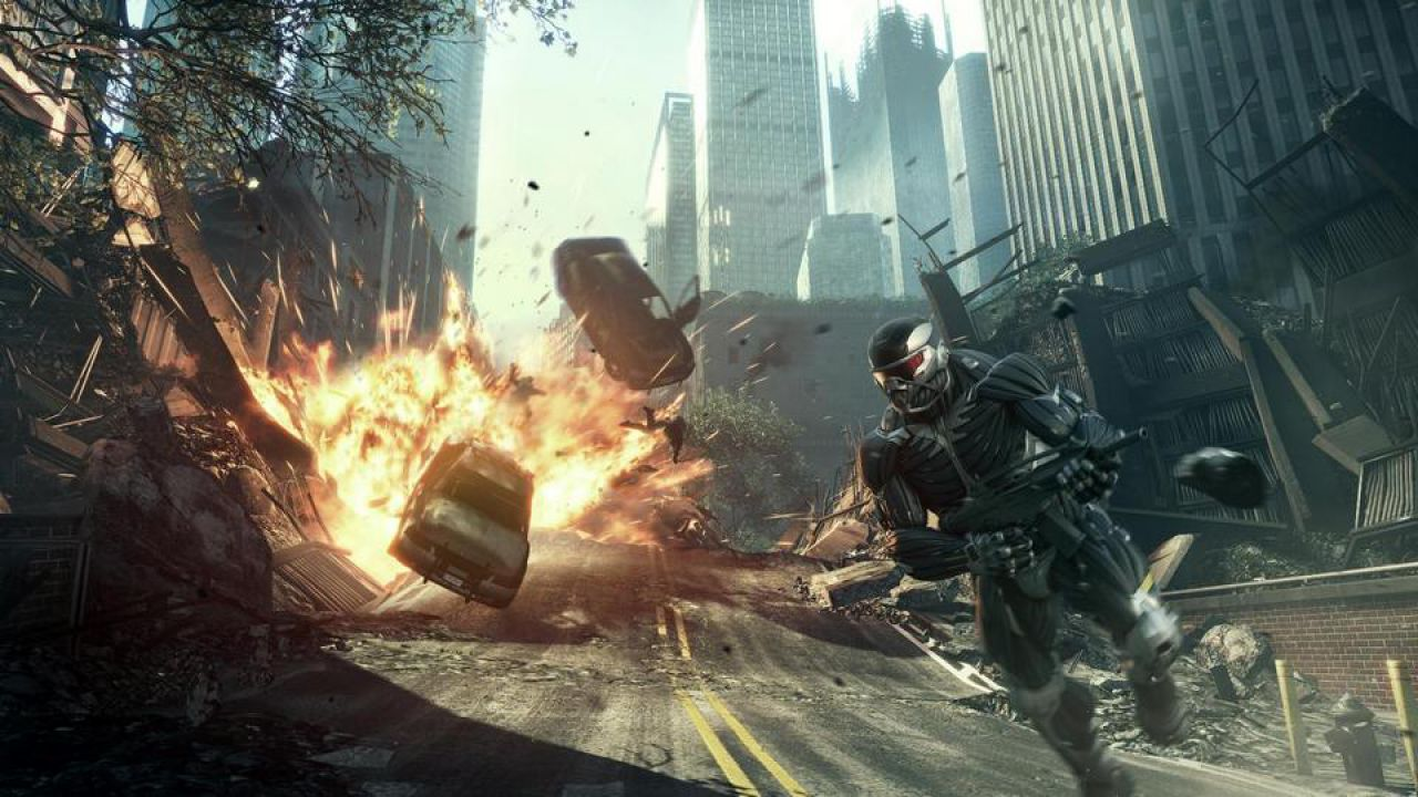 first look Crysis 2