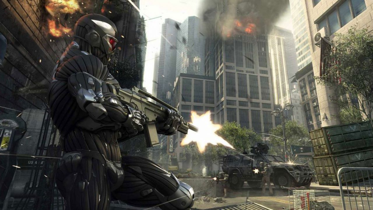 first look Crysis 2 Multiplayer
