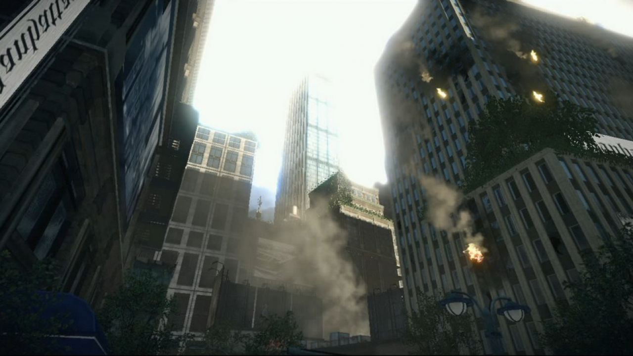 hands on Crysis 2 Multiplayer
