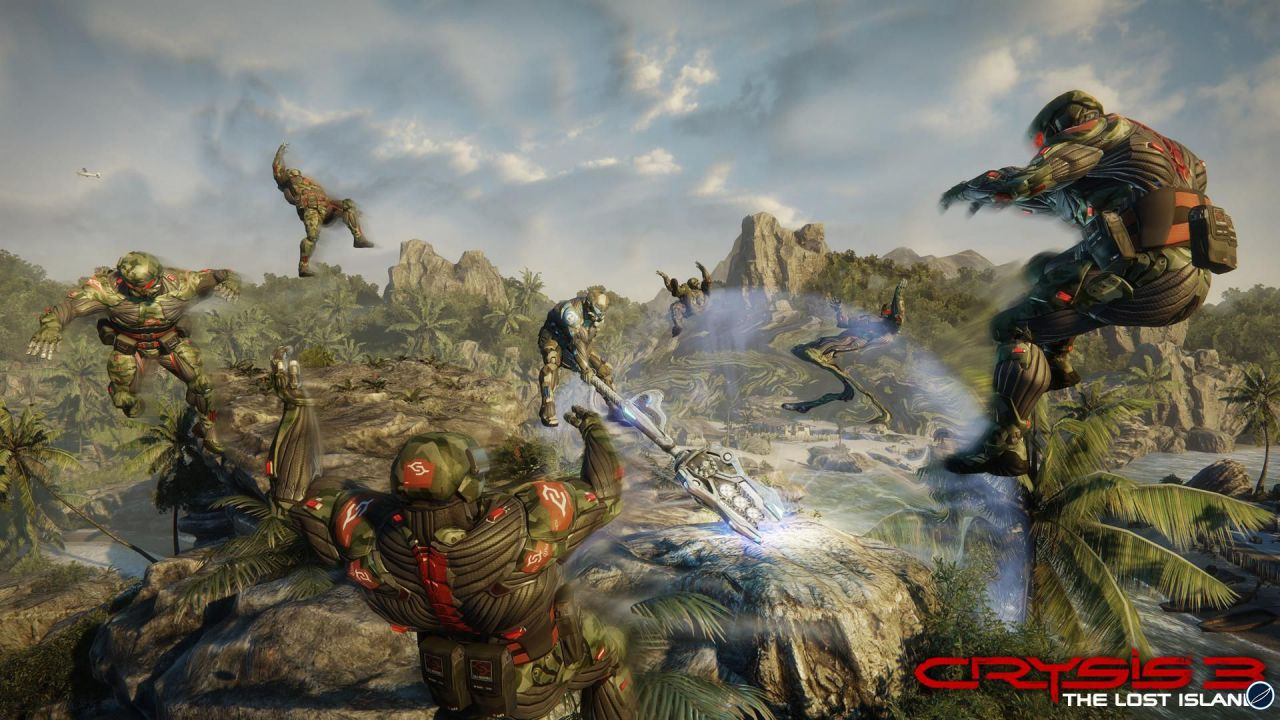 hands on Crysis 3