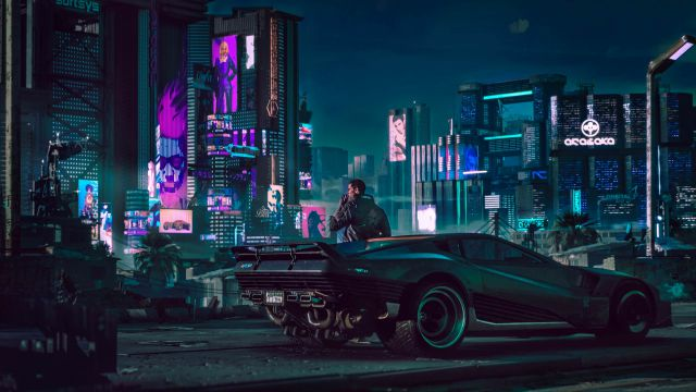 Cyberpunk 2077: brutale violenza e atmosfere pulp nel primo video gameplay