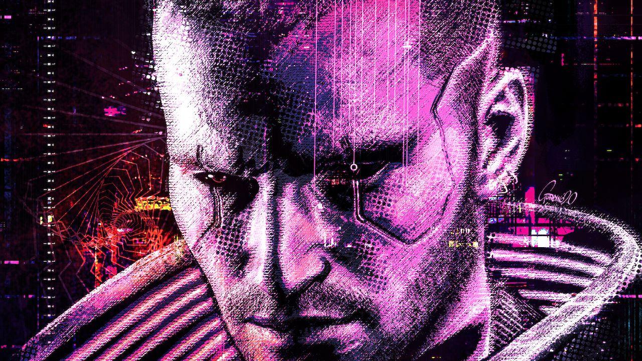 speciale Cyberpunk 2077: festeggiamo il lancio con la copertina di Andrea Guardino