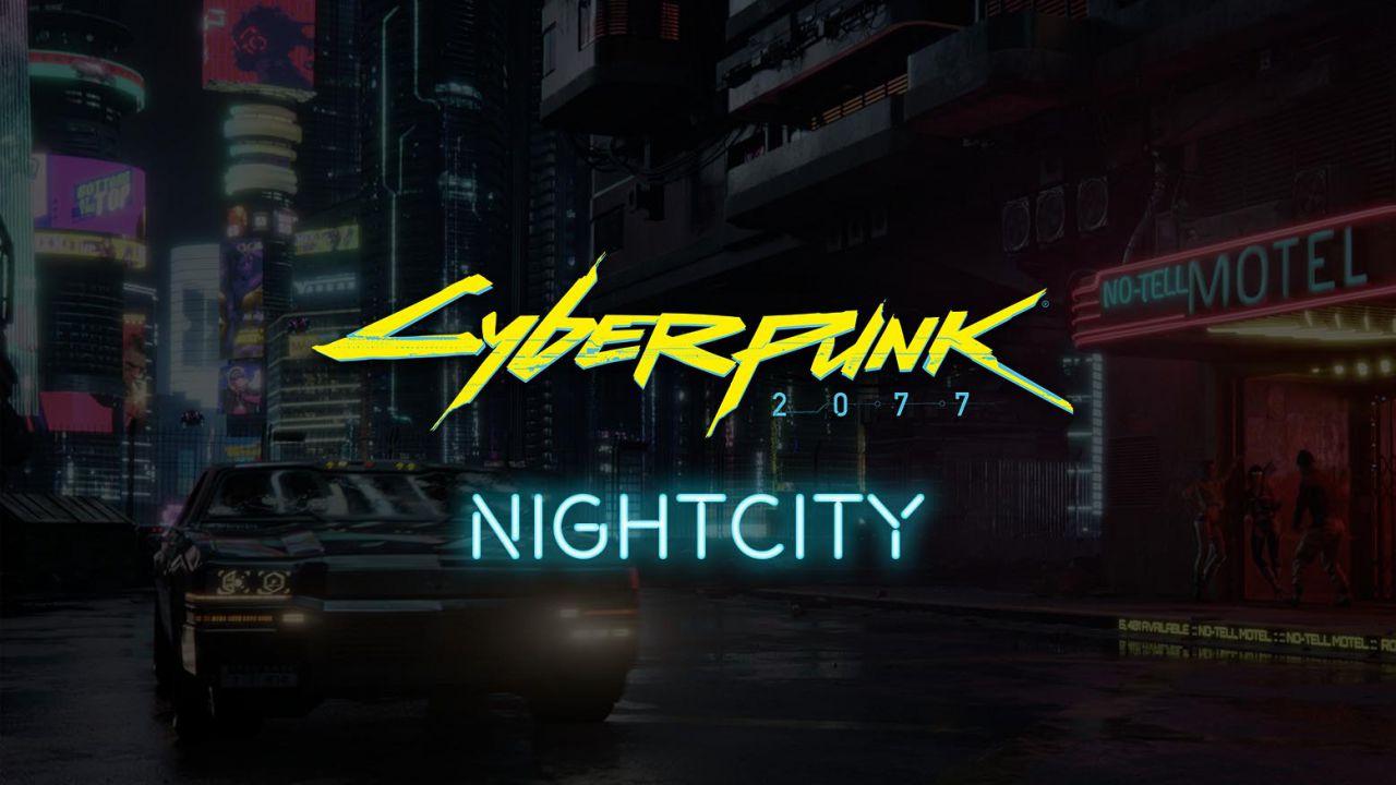 speciale Cyberpunk 2077: le leggende di Night City