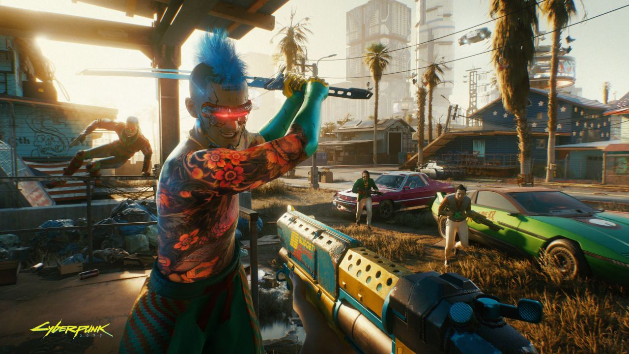 Cyberpunk 2077: level design, veicoli e sparatorie, parla CD Projekt Red