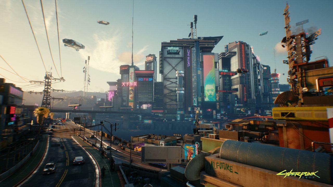 speciale Cyberpunk 2077: la storia di Night City