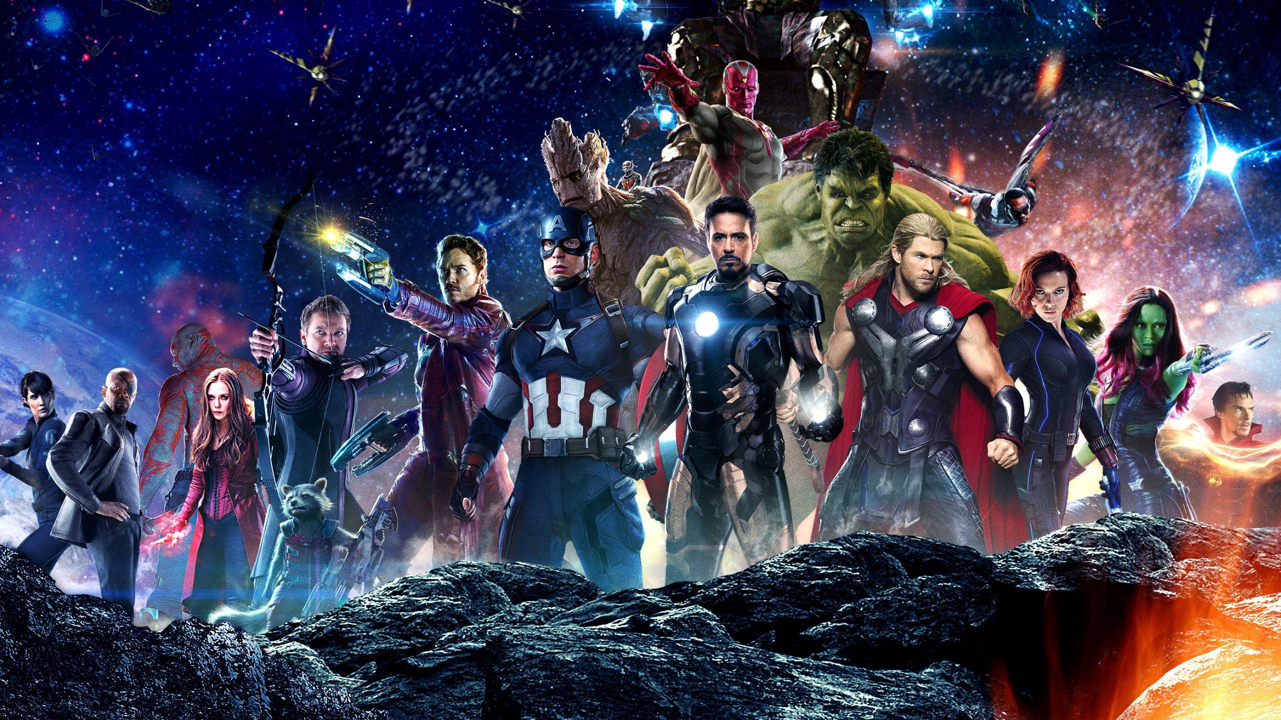 Da Infinity War A Deadpool 2 Ecco Tutti I Cinecomic In Uscita Nel 2018
