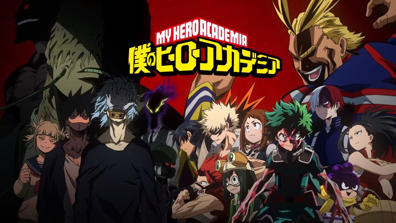 speciale Da My Hero Academia a SAO: gli anime da guardare in streaming in autunno