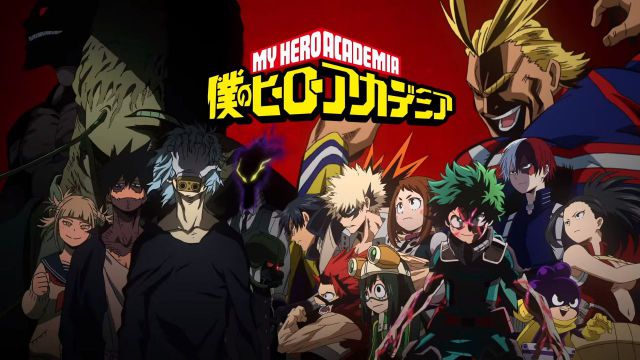 Da My Hero Academia a SAO: gli anime da guardare in streaming in autunno