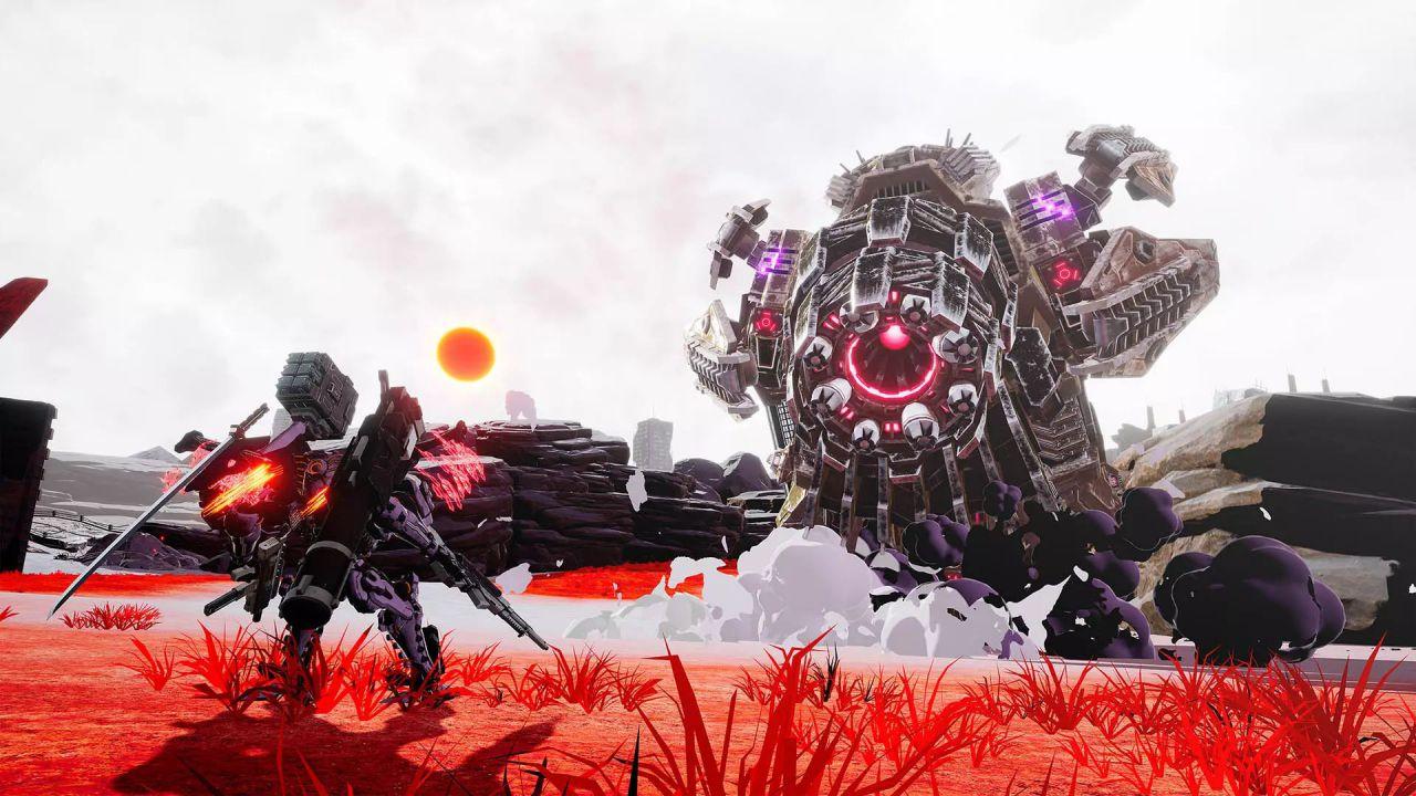 Daemon x Machina: da Marvelous, un nuovo gioco di Mech per ...
