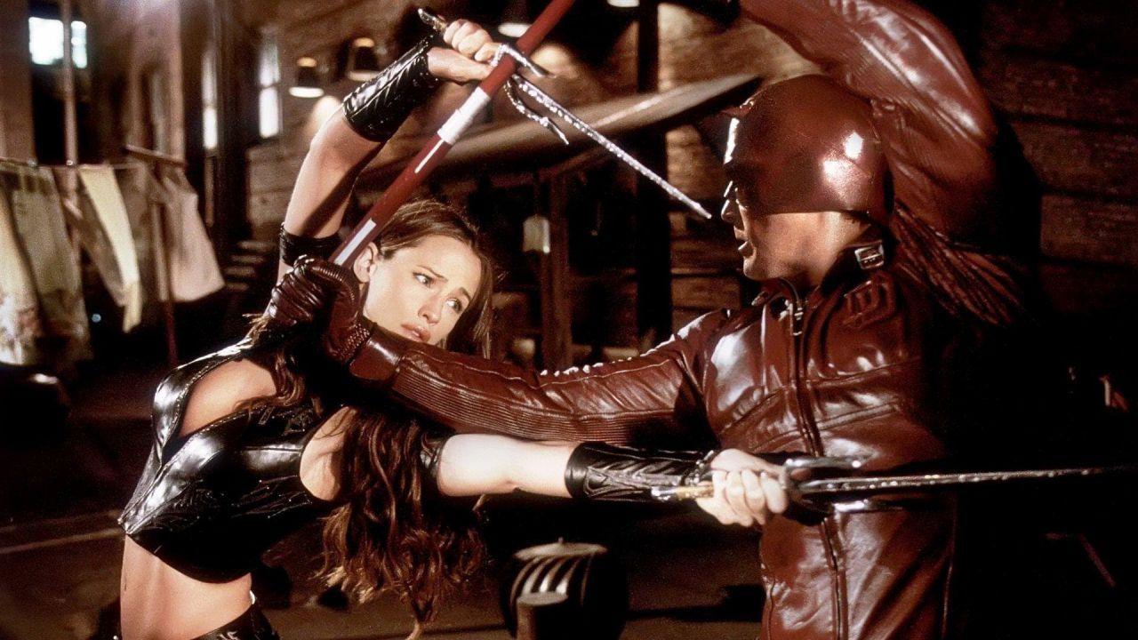 speciale Daredevil ed Elektra al cinema: due opere 'fuori fuoco'