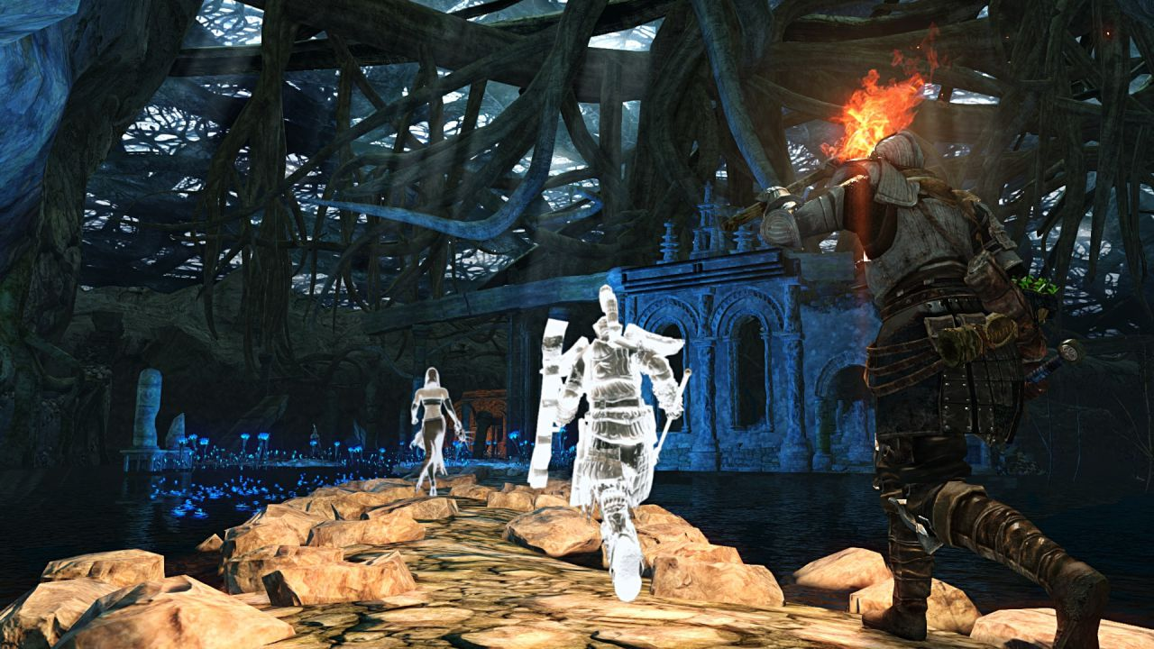 provato Dark Souls 2 - Crown of the Ivory King