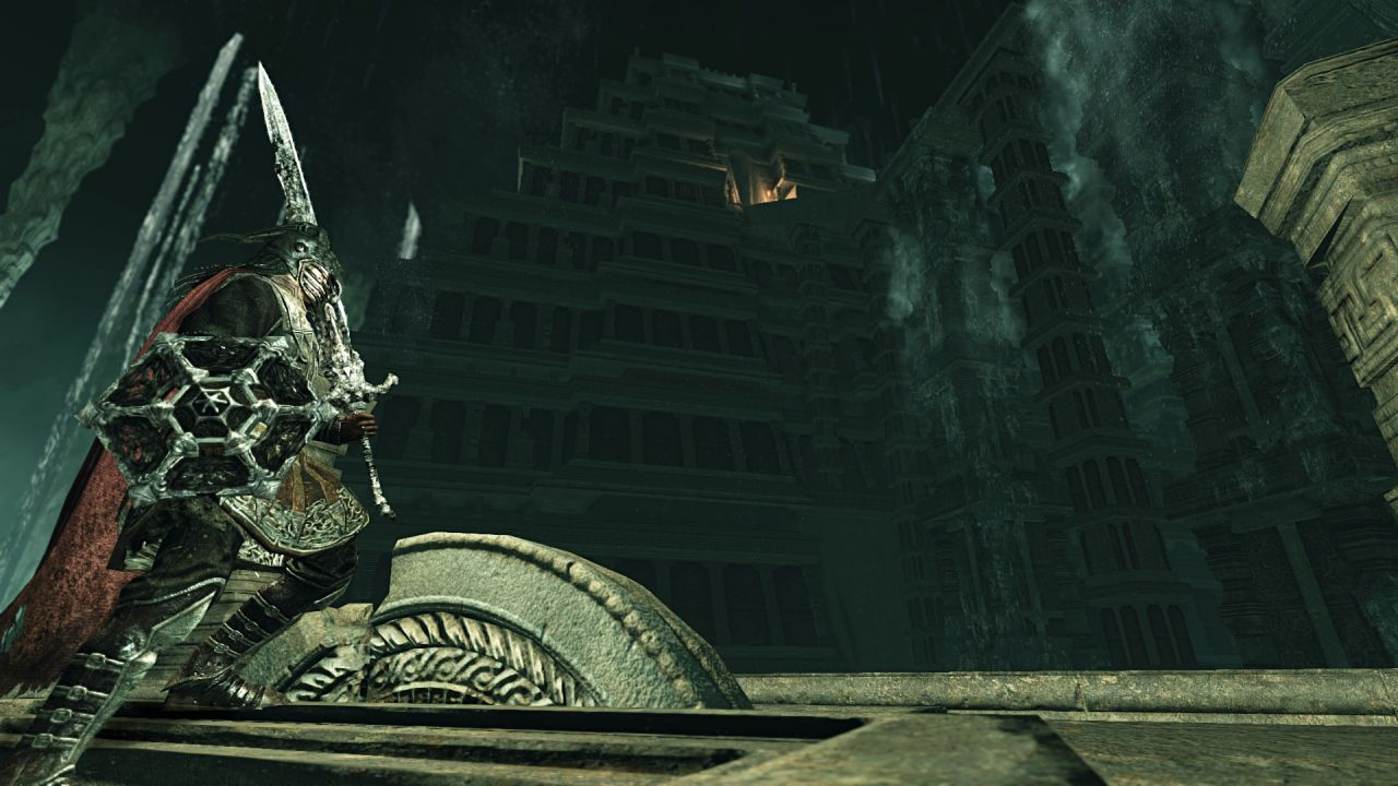 recensione Dark Souls 2 - Crown of the Old Iron King DLC