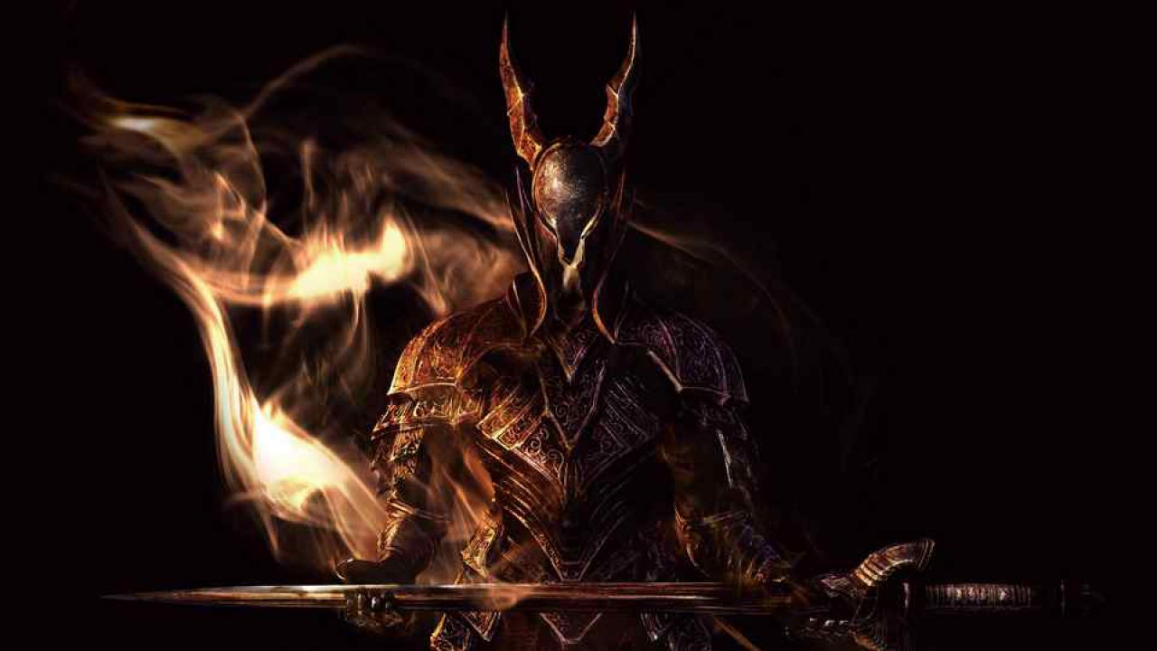 anteprima Dark Souls