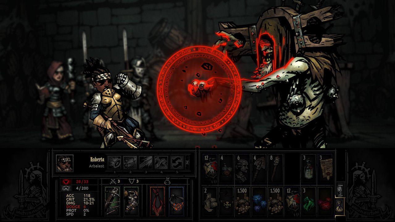Darkest Dungeon arriva su Ps4 e PsVita: la Recensione