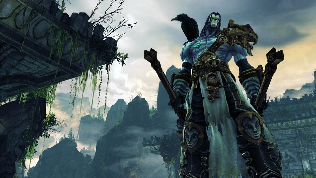 hands on Darksiders 2