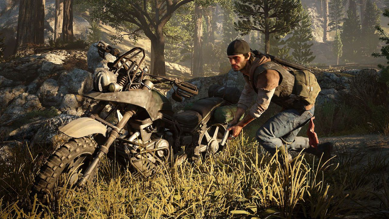 anteprima Days Gone