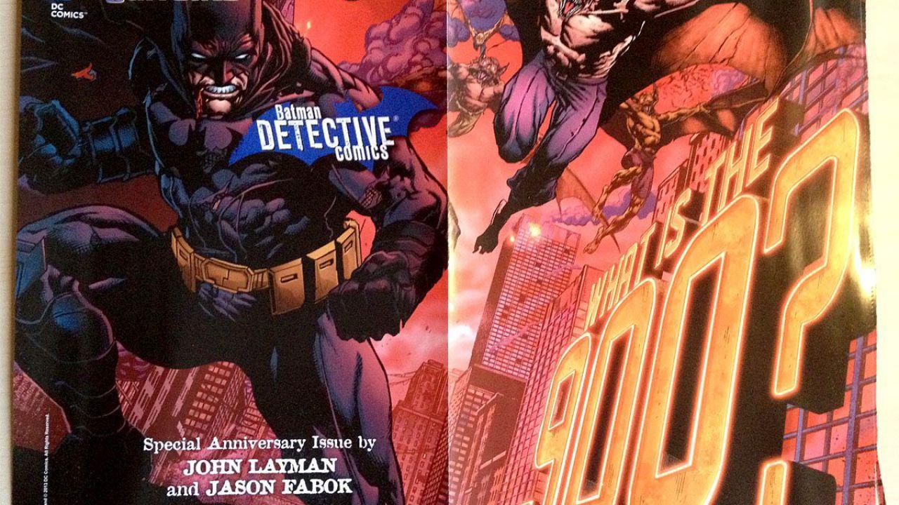 speciale DC Comics NOW!