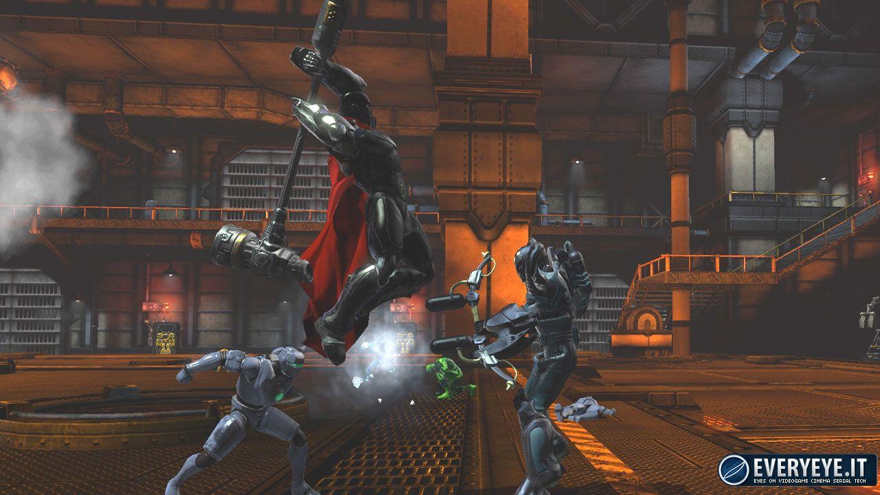 recensione DC Universe Online