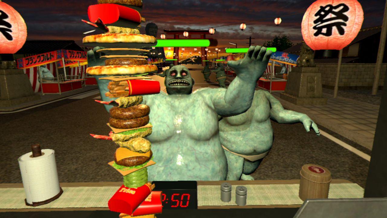 Dead Hungry Recensione: zombie affamati... in realtà virtuale