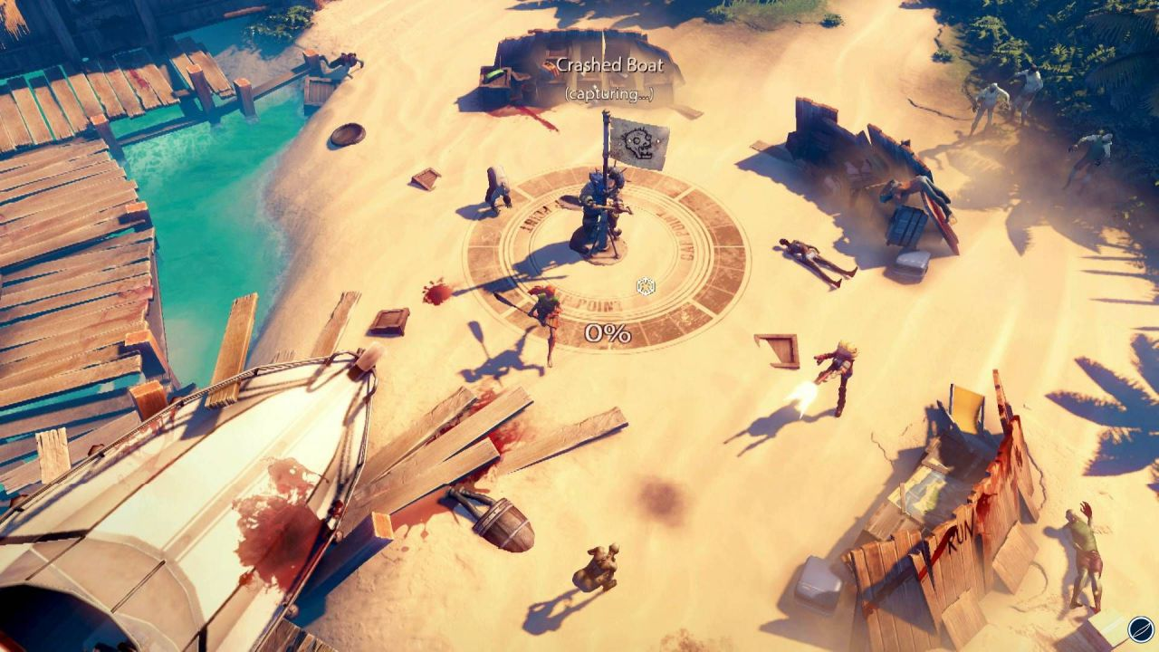 hands on Dead Island Epidemic
