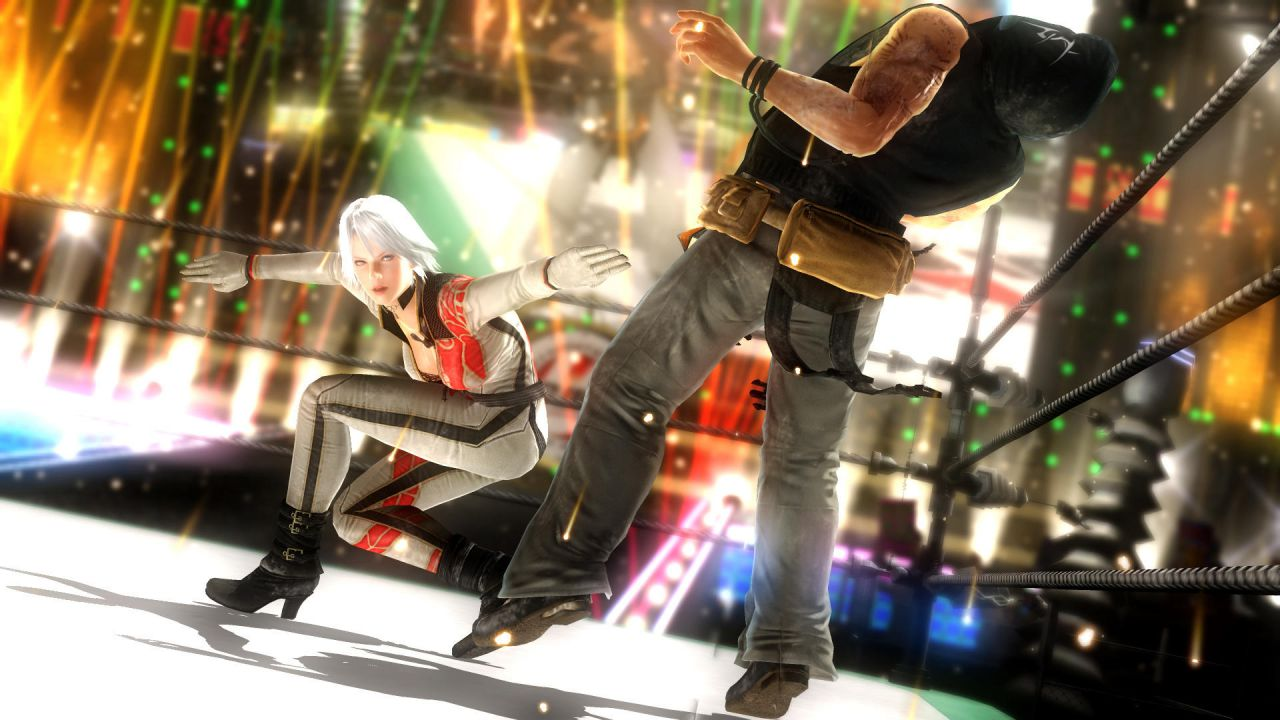 hands on Dead or Alive 5
