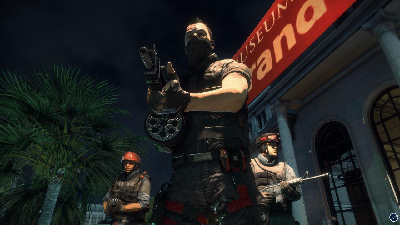 hands on Dead Rising 3