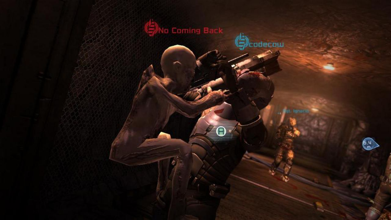 hands on Dead Space 2