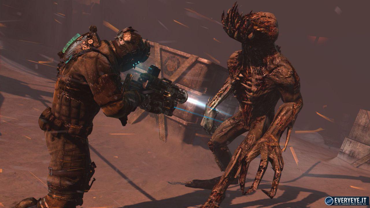 speciale Dead Space 3 Co-op
