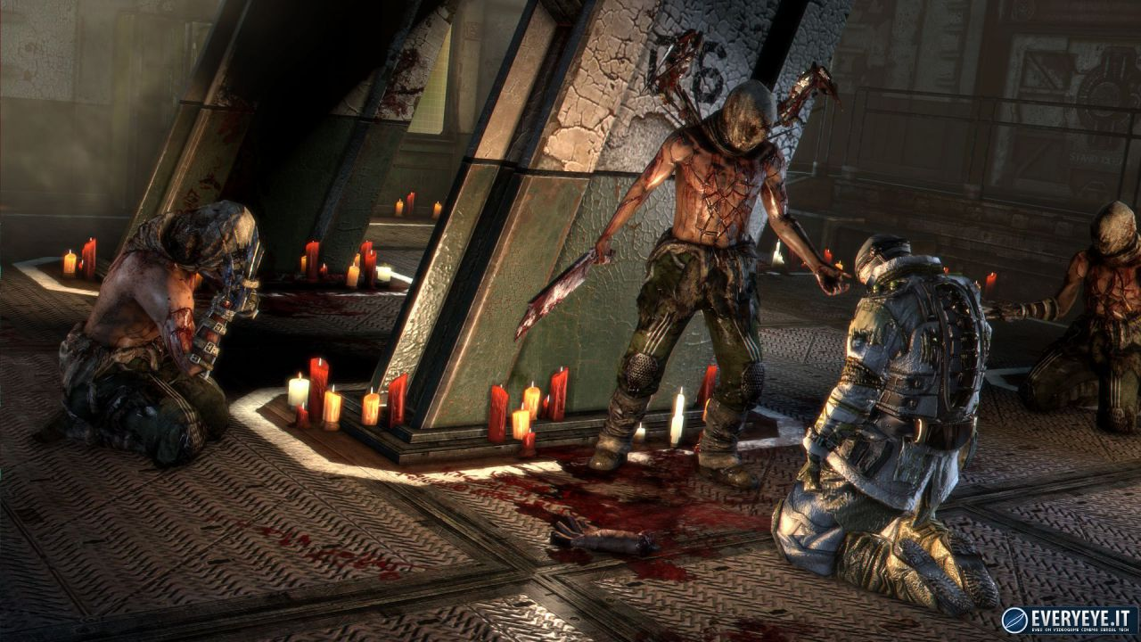 hands on Dead Space 3