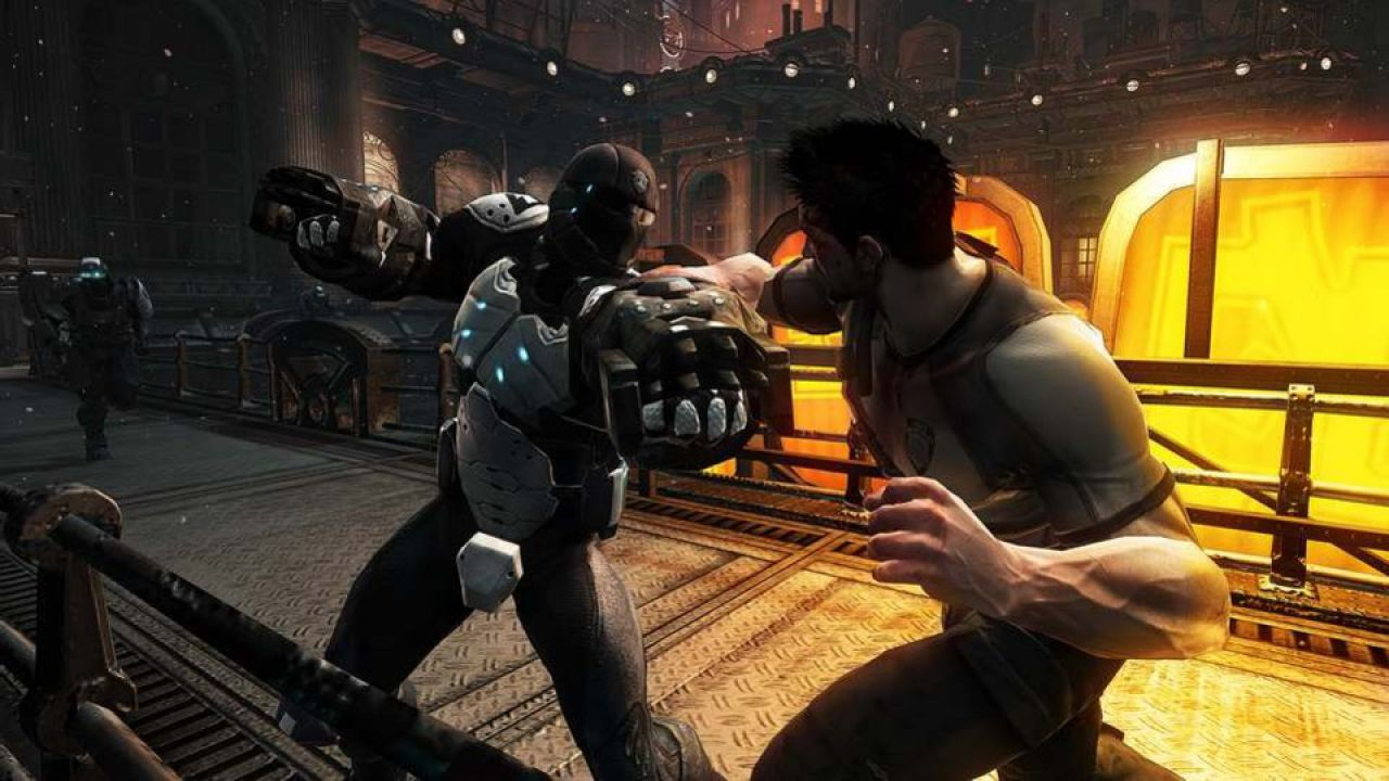 hands on Dead to Rights: Retribution