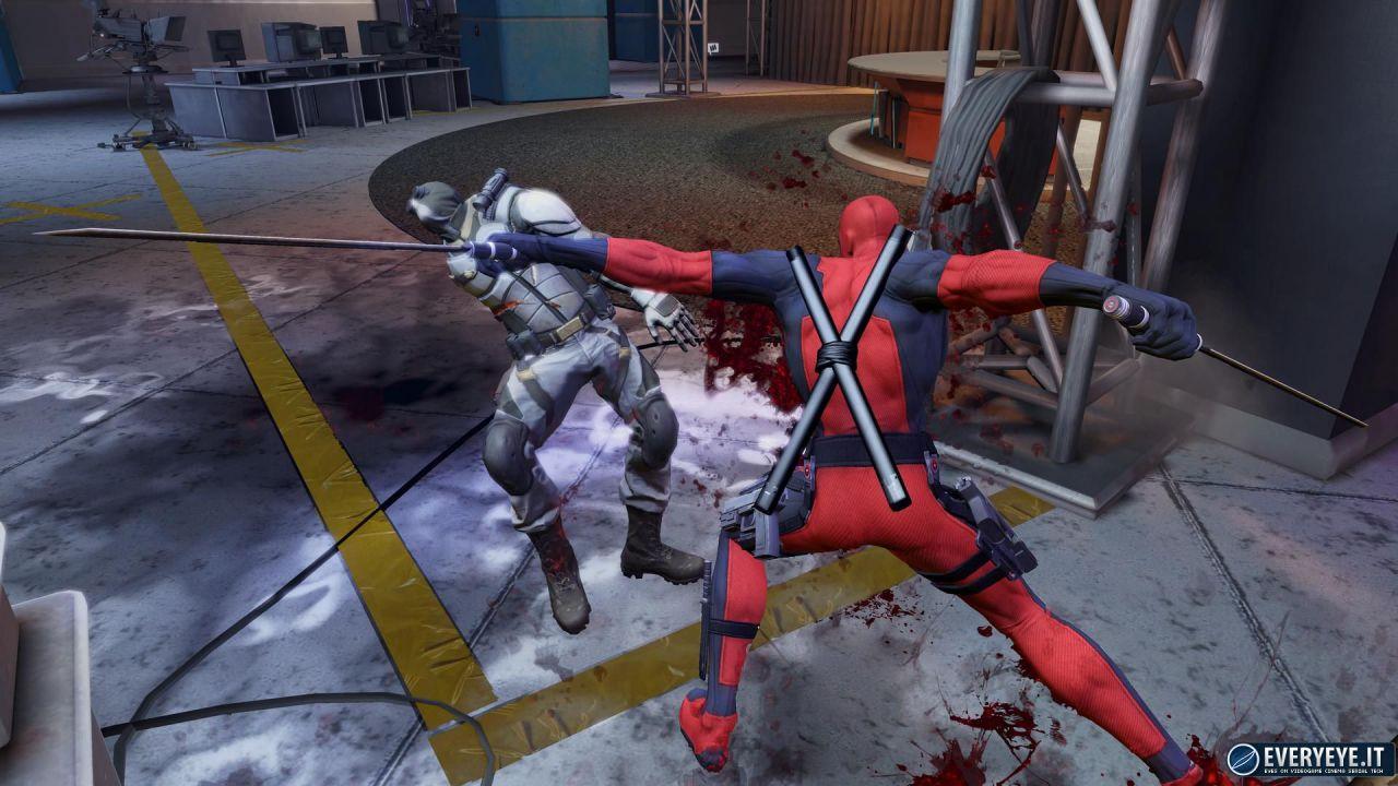 anteprima Deadpool The Game