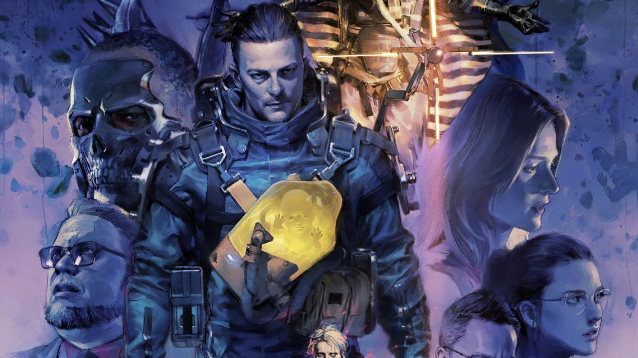 Death Stranding: la genesi del gioco raccontata da Kojima Productions