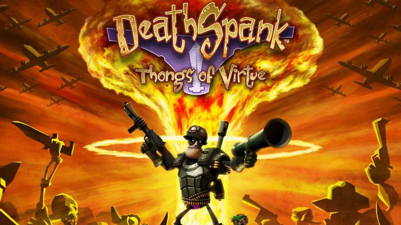 recensione DeathSpank 2