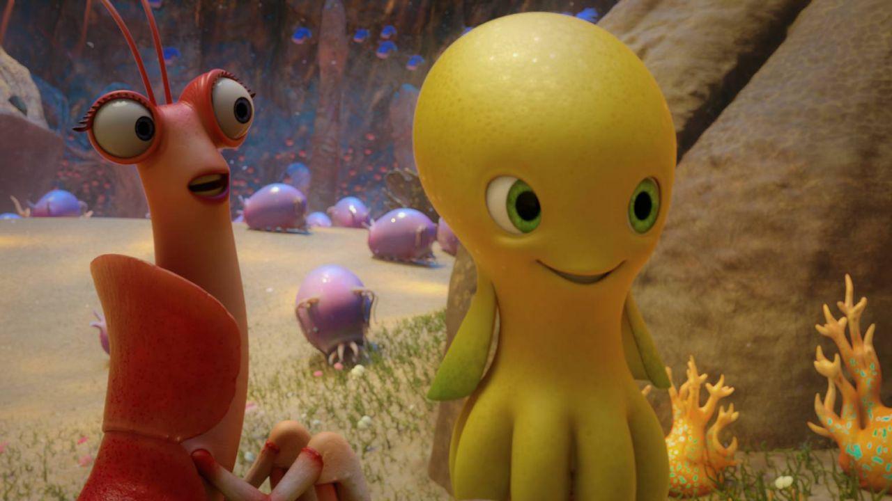 recensione Deep - Un'avventura in fondo al mare, la recensione del film d'animazione