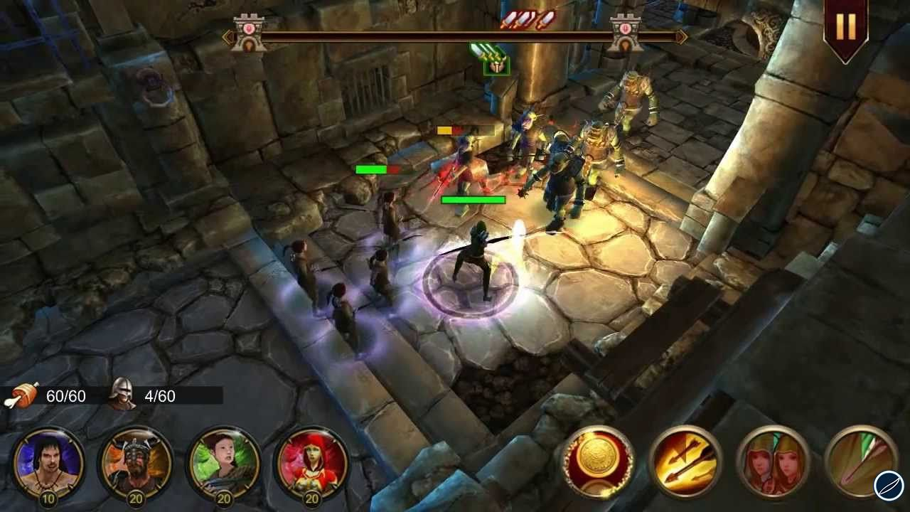 recensione Demonrock: War of Ages
