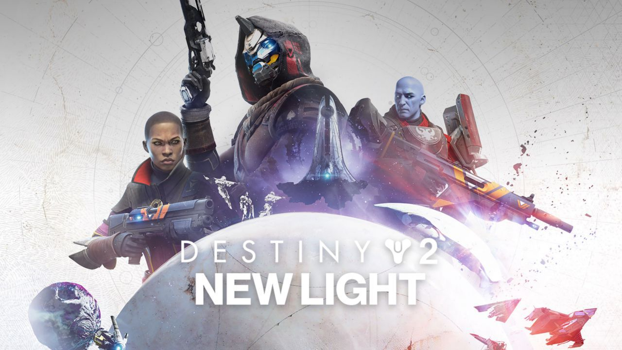 speciale Destiny 2 New Light: lo sparatutto Bungie abbraccia il free to play